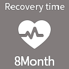 Recovery time 8Month