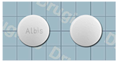 Albis Tab. : gastrointestinal agents