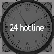 24 hot line