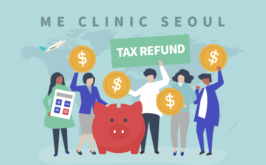 About Incheon airport TAX refund